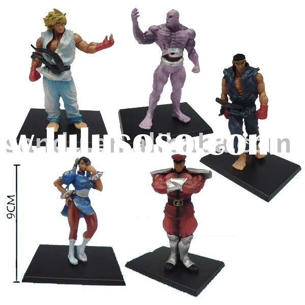 street fighter of action figures toys