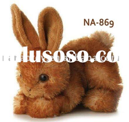 stuffed plush rabbit toy