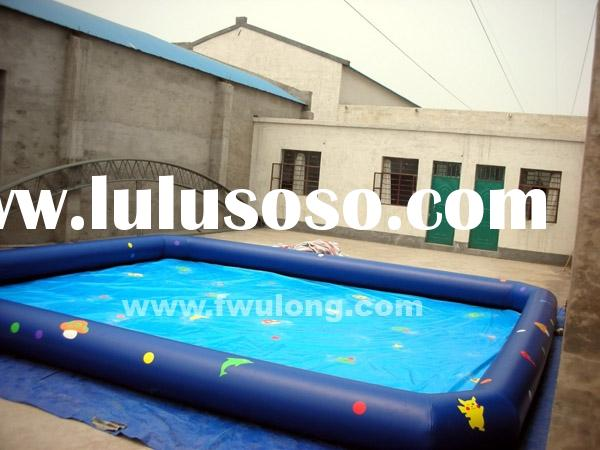 supply inflatable pool ,amusement park