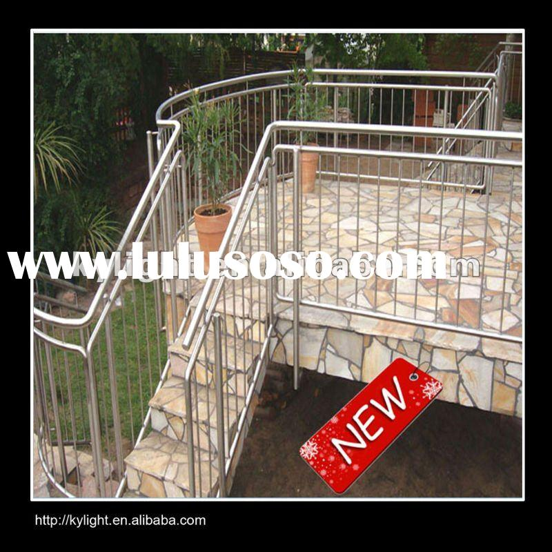 supply the features of Our 201 Stainless steel tube /Balcony guardrail used