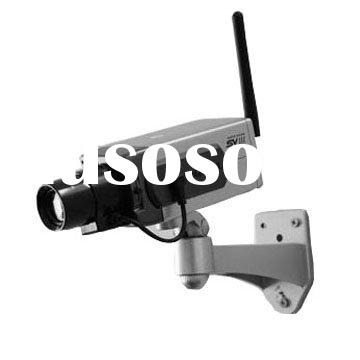 surveillance Dummy wireless camera with motion detection moving