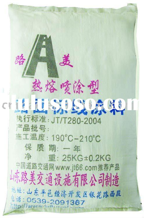 thermoplastic road marking material,hot melt road marking paint