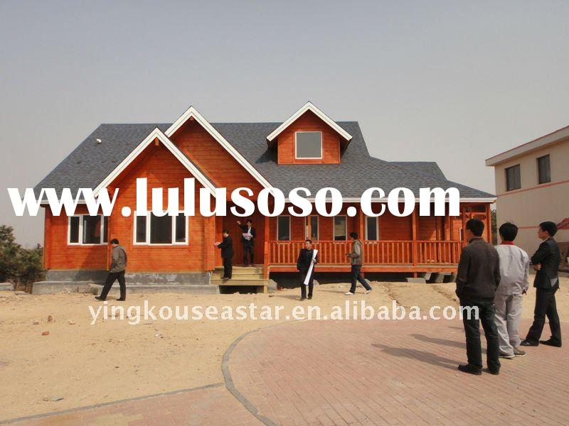 timber house for sale
