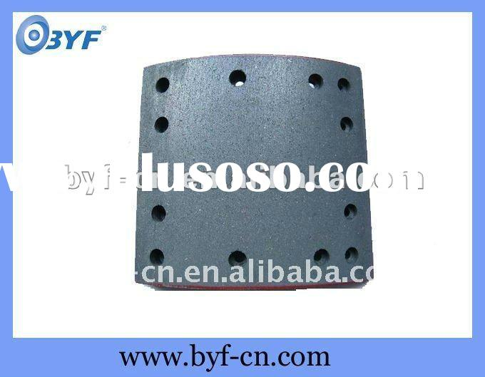 truck brake lining/trailer brake lining/car brake lining/auto brake lining/heavy duty brake lining
