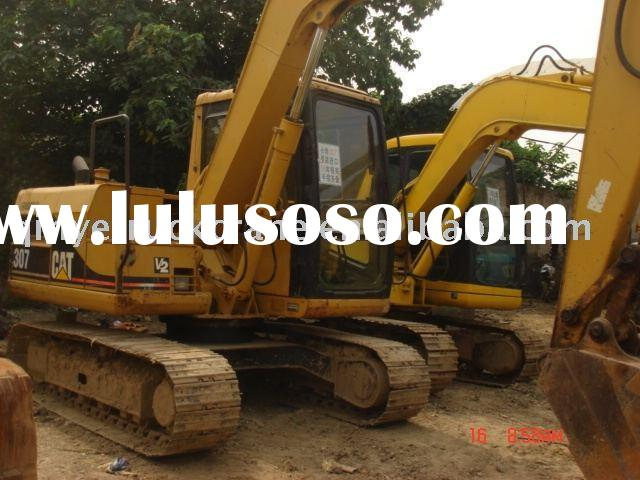 used CATERPILLAR excavator CAT 307