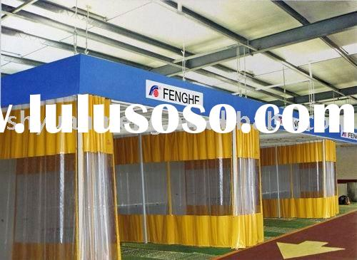 used for doors exterrior PVC strip curtains