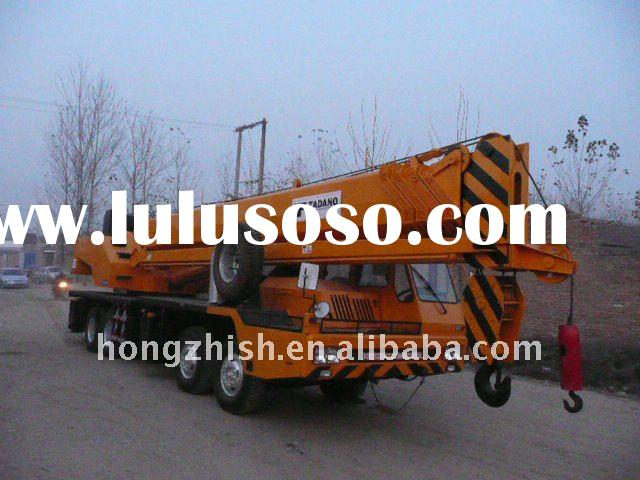 used hydraulic crane Japan origin TADANO 65TONS for sale