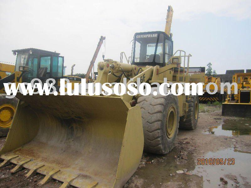 used wheel loader cat 966f
