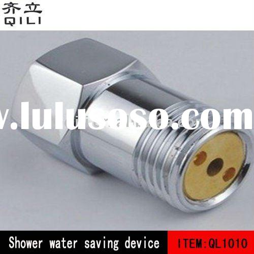 water saving device Water-saving shower devices