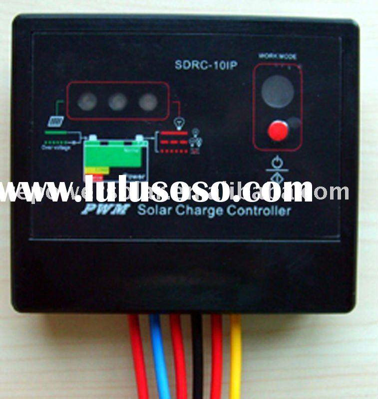 waterproof solar charge controller.12V/24V automatic switch