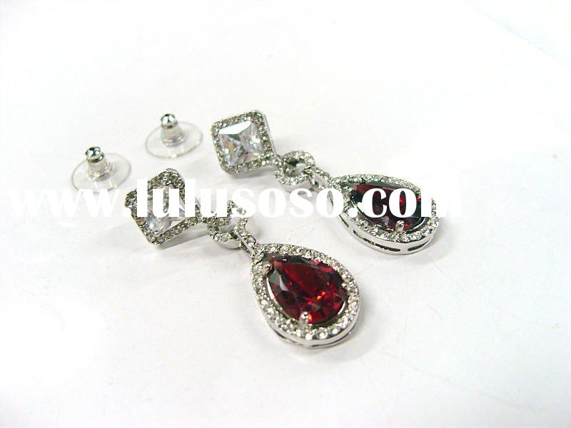 wedding earring diamond earring designs