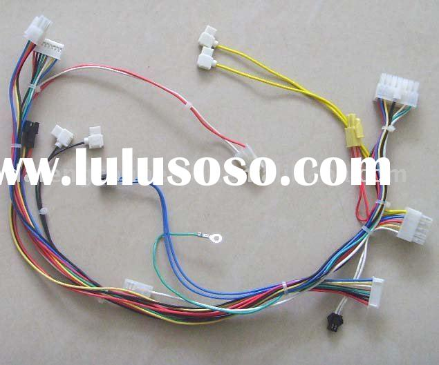 wire harness, wiring harness, cable harness