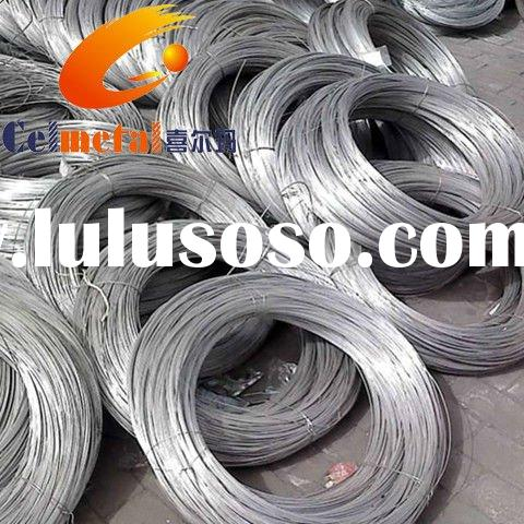 wire rod/304 316 320 430 stainless steel wire(factory)
