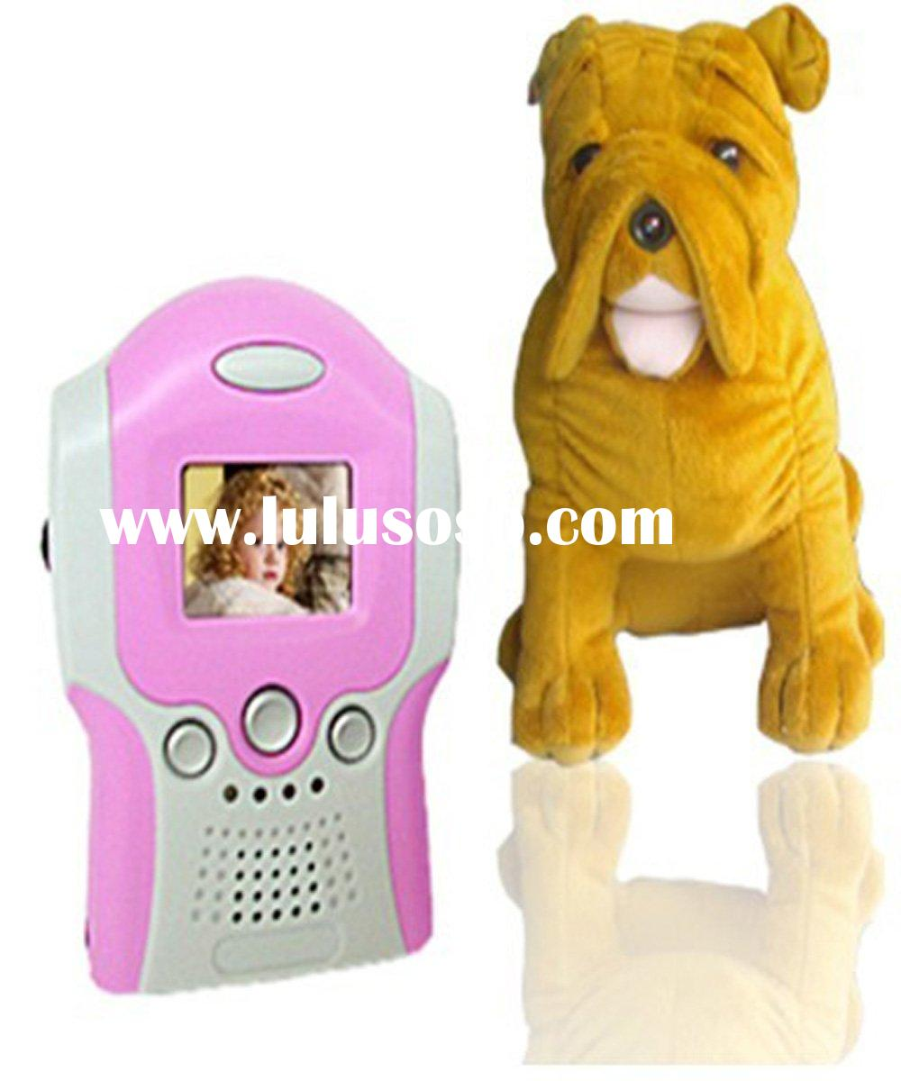 wireless baby monitor Dog2/SH315 Built-in microphone for audio monitoring