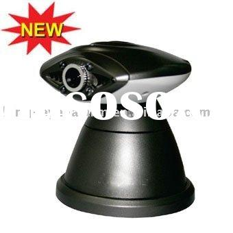 wireless network IP Camera with remote PTZ
