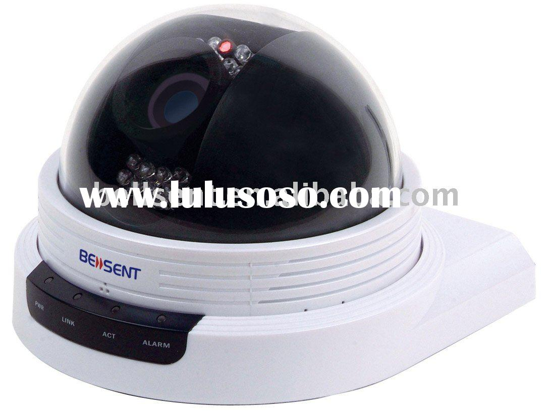 wireless network IP camera,support SD card storage