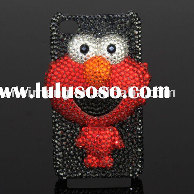 with Swarovski crystal case for iPhone 4 (4G-DDM1-1) Paypal