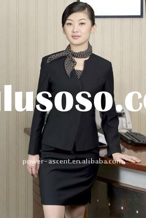 women's office uniform/suits/dress