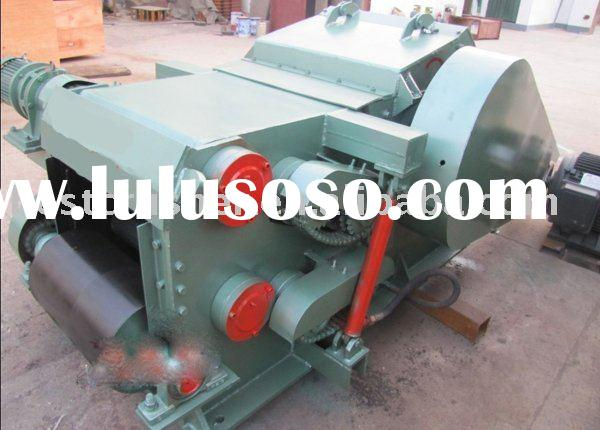 wood chipper / drum chipper machine / wood chipping machine