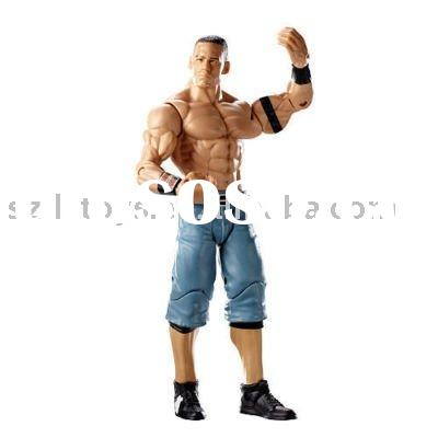 wrestling figure toy action figure