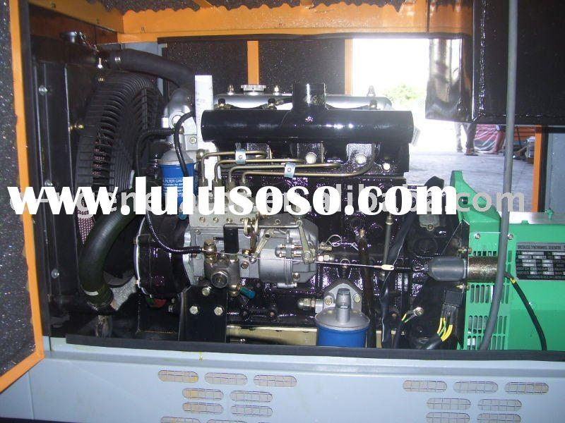 10Kva-100Kva Best China engine diesel engine generator set
