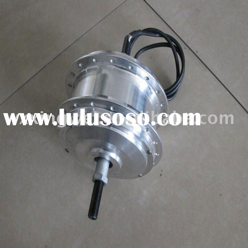 "128"" Front wheel Drive motor"
