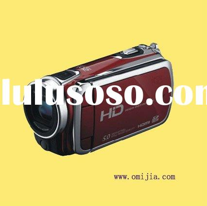 16MP 1080P full HD Professional Digital Camcorder Video Camera DV with 5XOptical Zoom macro 3""