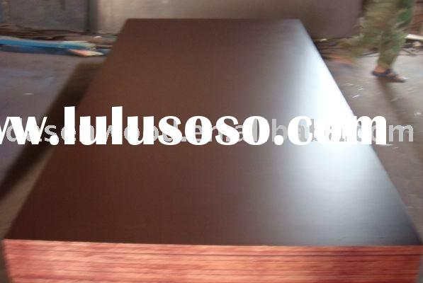 18mm Brown Film Faced Plywood for construction