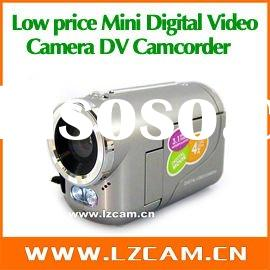 1.5 inch LCD 4X digital zoom maximum 3.1MP OEM Mini DVC,Digital Video Camera,Camcorder DV136