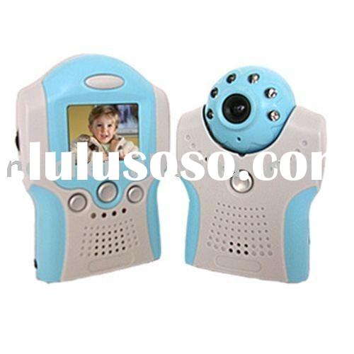 1.5inch 2.4GHZ Wireless Baby Monitor camera
