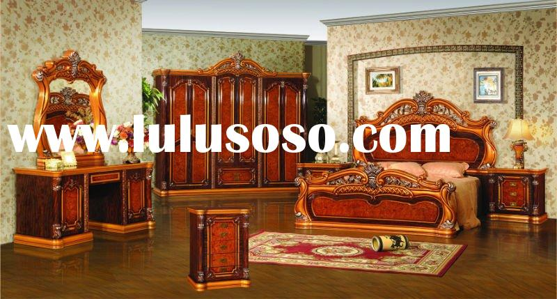 2011 Design Classical Wooden Bedroom Furniture&Italy Bedroom Furnitur&Spanish Furniture&