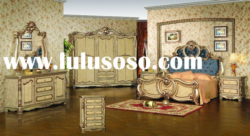 2011 Design Rustic Home Furniture&Classical Bedroom Furniture&Middle East Bedroom Furniture&