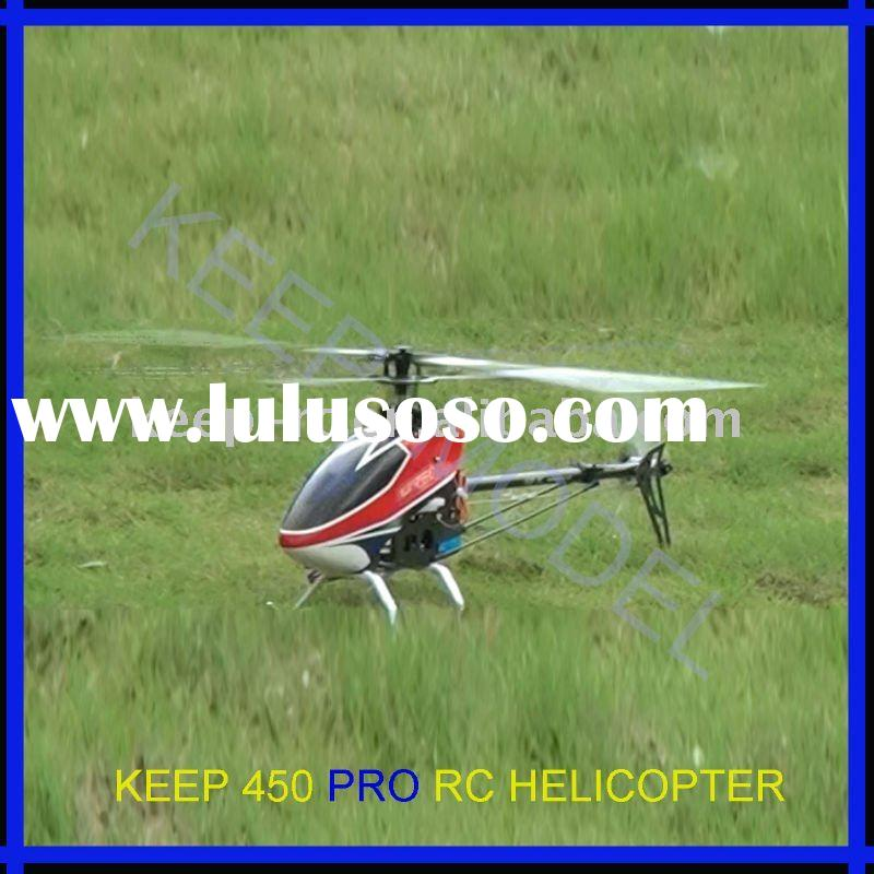 2011 Fashion!!! Best sell KEEP 450 pro RTF rc helicopter 6CH 3D remote(radio) control r/c electric h