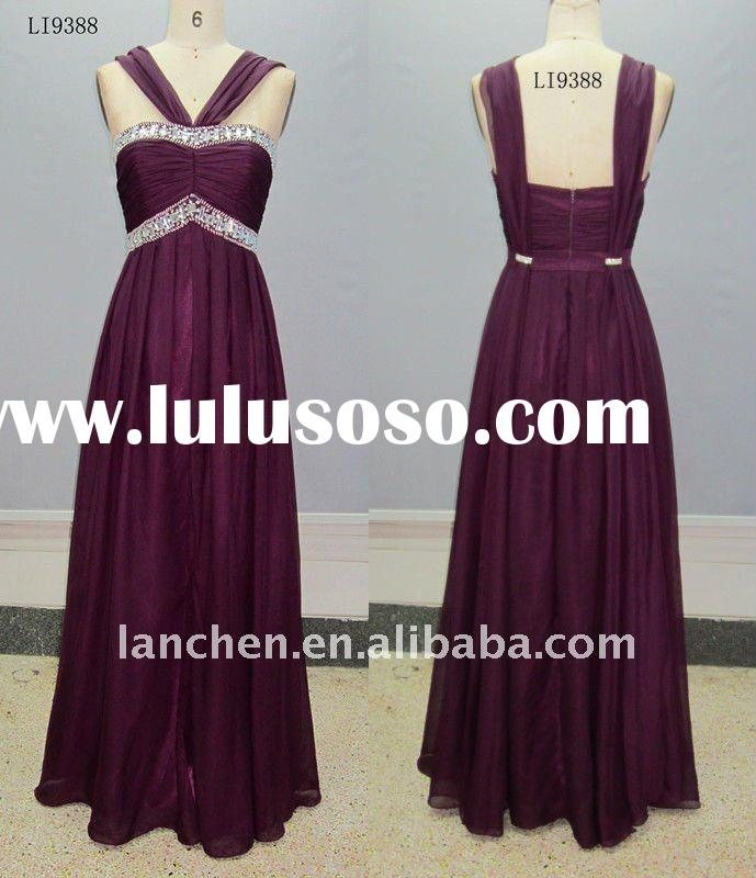 2011 Nice Black Mother of the Bride Dresses