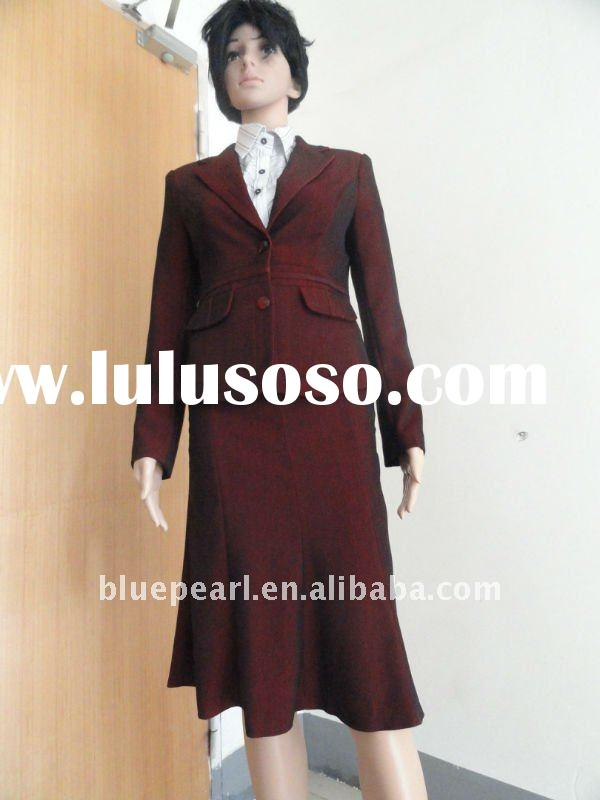 2011 fashion business suits for women,especially for office lady and carrer women