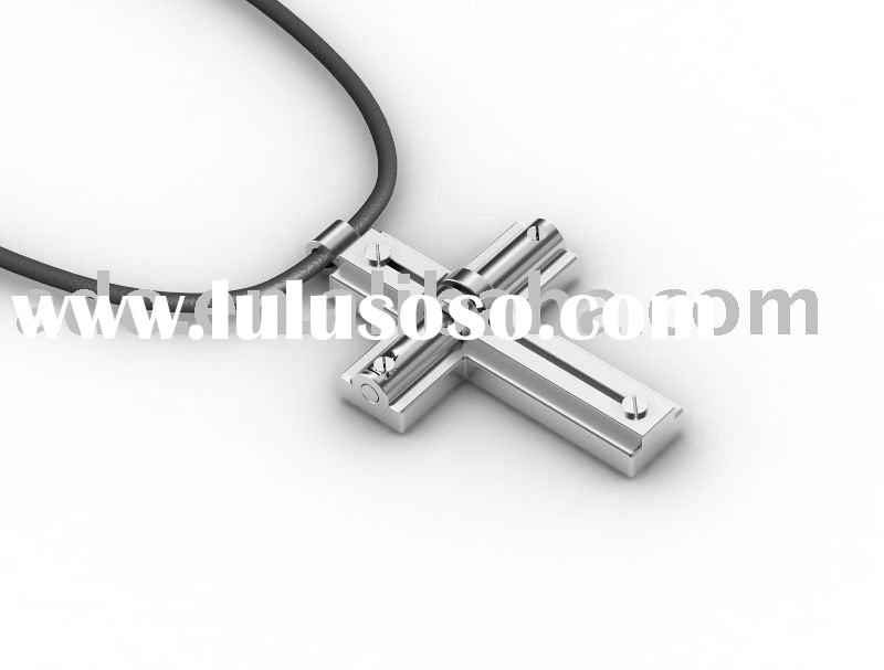 2011 fashion cross pendant, men's jewelry accessory, men gift