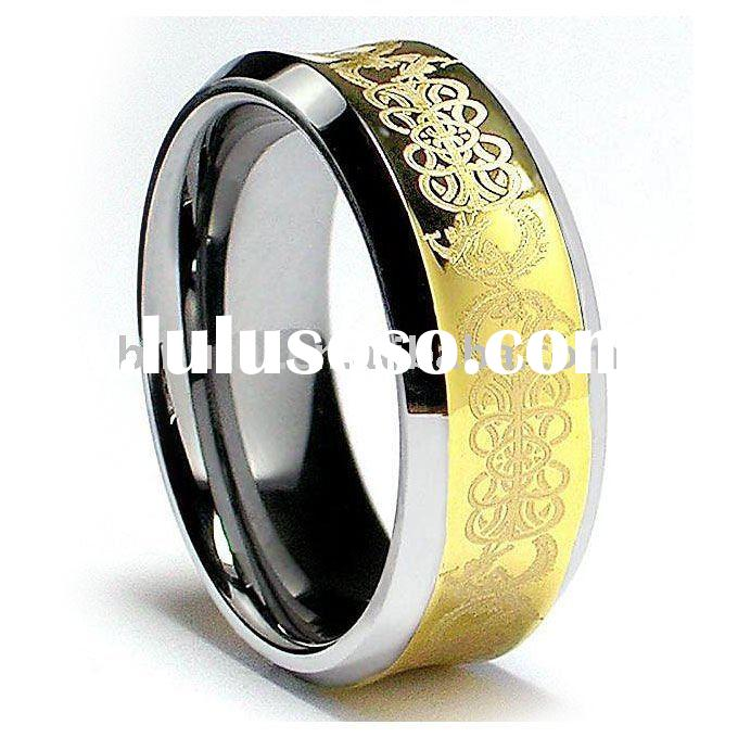 2011 fashion men's newest design rings jewellery