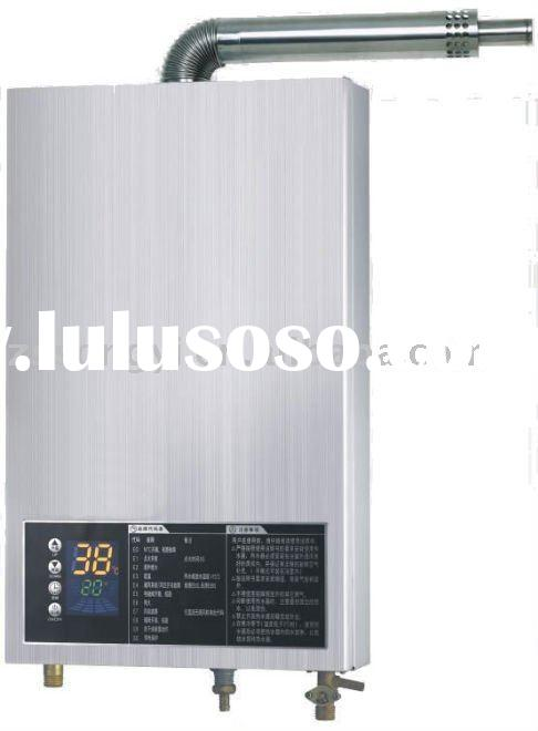 2011 gas water heater Digital constant temp-12LA(drawing)