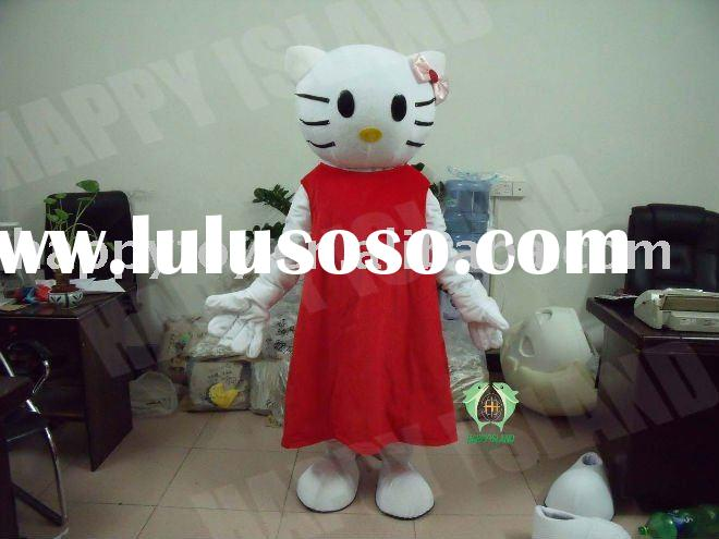 2011 hello kitty Adult Fur Costume Honey Bee Pixie Adult Womens Costume