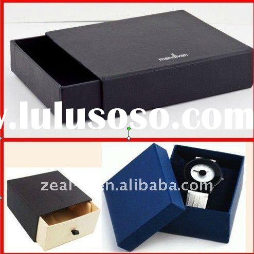 2011 hot sale small nice quality drawer paper gift box