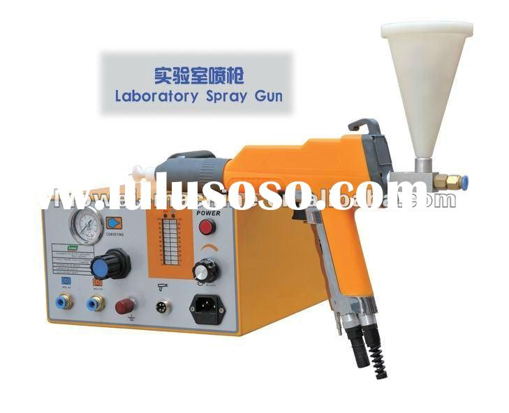 2011 laboratory electrostatic powder coating machine