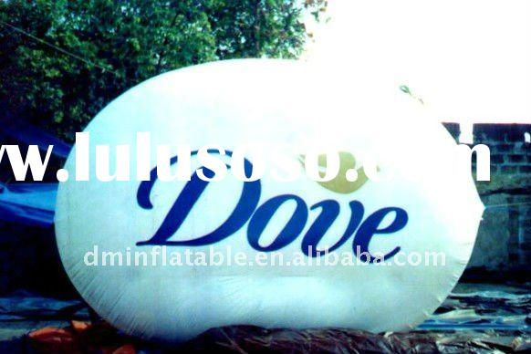 2011 new advertising inflatable sign dove soap