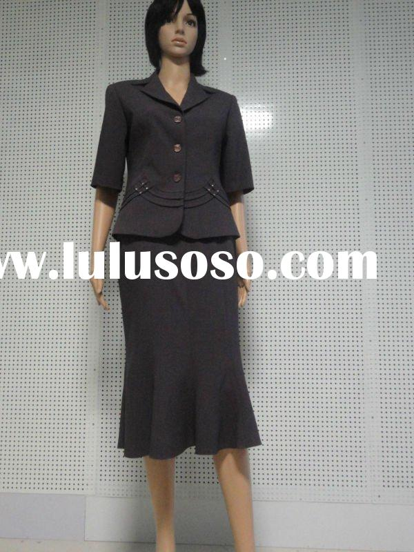 2011 new fashion Business Suits for working women