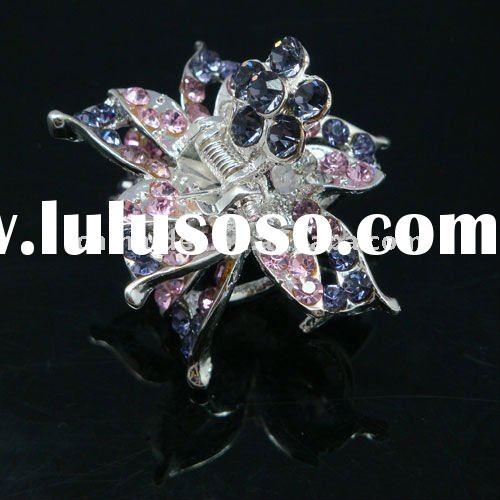 2011 new fashion jewellery #00696 lady and girl hairgrip/hair accessory/hairwear/hair pins