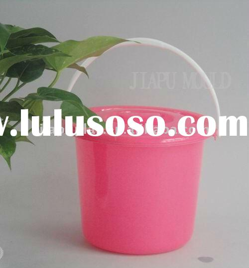 2011 new item plastic buckets with lids-0202
