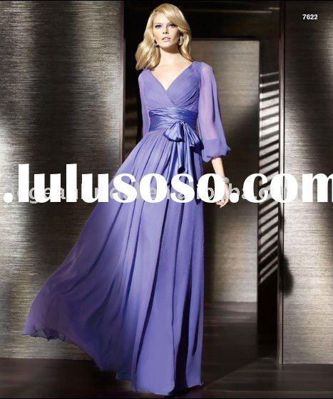 2011 new style mother of the bride lace dresses manufacturer /2011 mother of the bride lace dresses