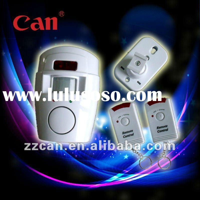 2012 Hot!!! Infared PIR Wireless Remote Control House Alarm SC-60C