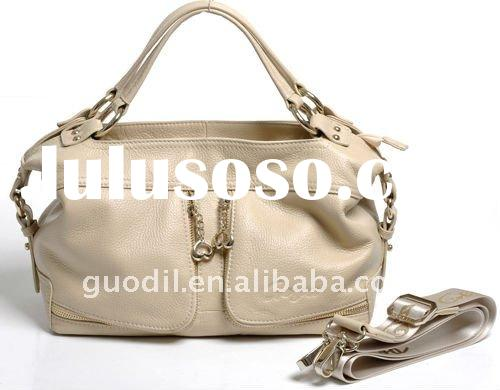 2012 Ladies fashion leather handbags in wholesale price
