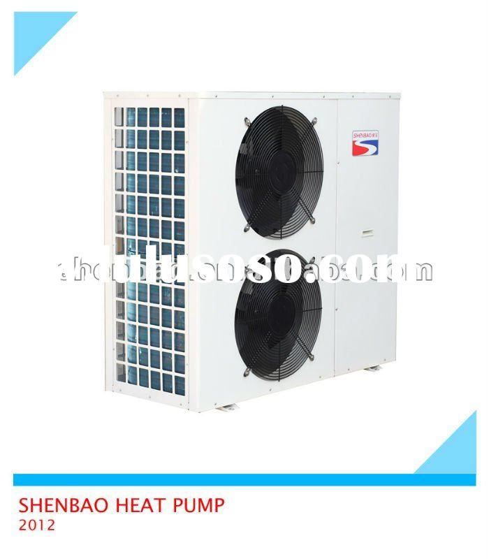 2012 SHENBAO Air to water chiller and heat pump #SWBB-8.5~89.0H-B/P-S