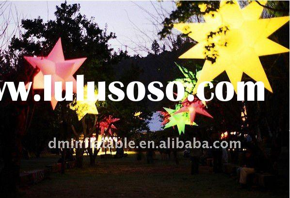 2012 creative party decoration inflatable star